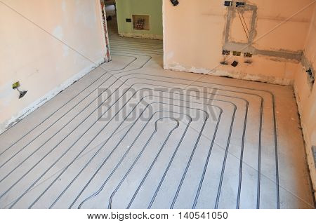 Radiant Heating And Cooling