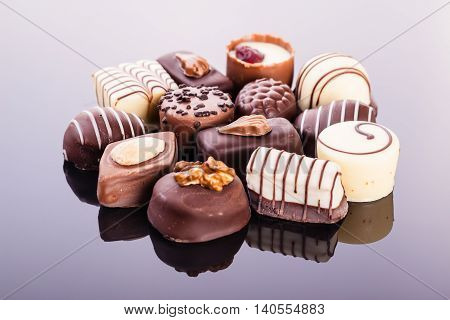 Small Bunch Of Pralines