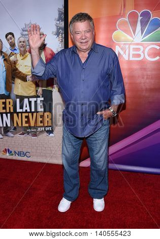 LOS ANGELES - JUL 18:  William Shatner arrives to the