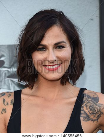 LOS ANGELES - JUL 19:  Scout Taylor Compton arrives to the