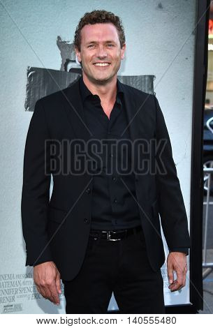 LOS ANGELES - JUL 19:  Jason O'Mara arrives to the