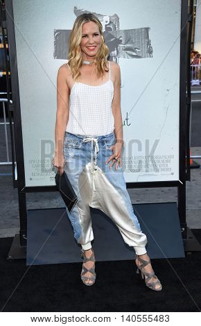 LOS ANGELES - JUL 19:  Maria Bello arrives to the