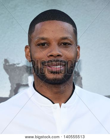 LOS ANGELES - JUL 19:  Kerry Rhodes arrives to the
