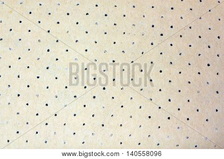 Chamois leather background and texture design skin