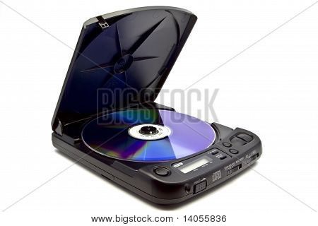 Cd Player 01