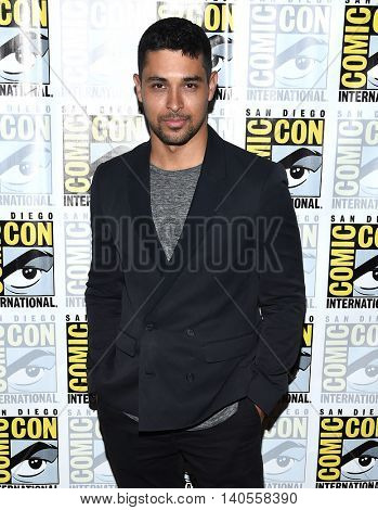 LOS ANGELES - JUL 22:  Wilmer Valderrama arrives to the Comic Con 2016 - CBS PhotoCall on July 22, 2016 in San Diego, CA