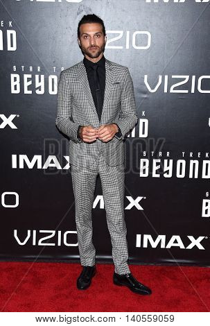 LOS ANGELES - JUL 20:  Alexander DiPersia arrives to the