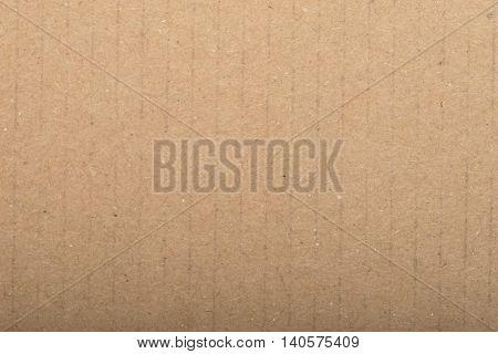 Yellow beige cardboard background paper texture macro textured