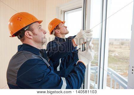 windows installation workers