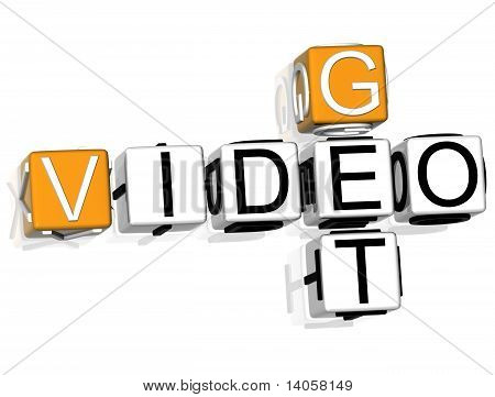 Get Video Crossword