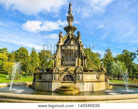 Fountain Hdr