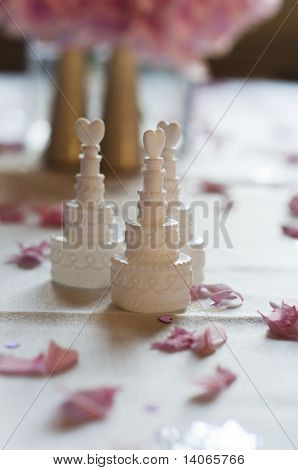 Wedding Cake Favours