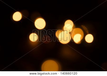 blurred Christmas lights bokeh background backdrop image