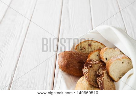Bakery Sweet Bread Pastry Diet Organic Food Dining Crusty Snack Concept