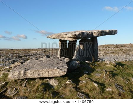 Neolithic Tombstone