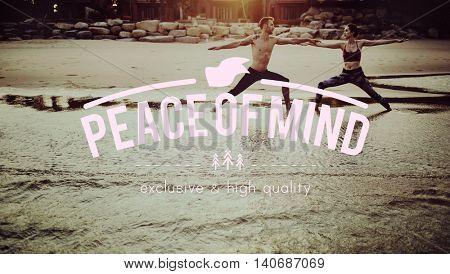 Peace Calm Freedom Quiet Solitude Tranquility Concept