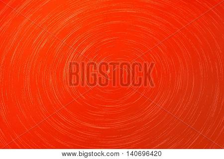 Wonderful abstract  background. Spirals pattern on an orange background