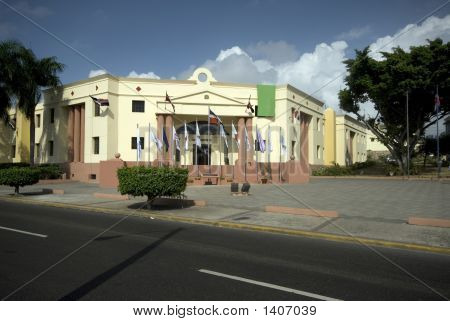 Government Offices Santo Domingo