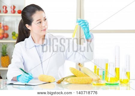 Examining Genetic Modification Food Test Result Is Important