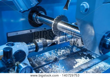 Metalworking CNC milling machine