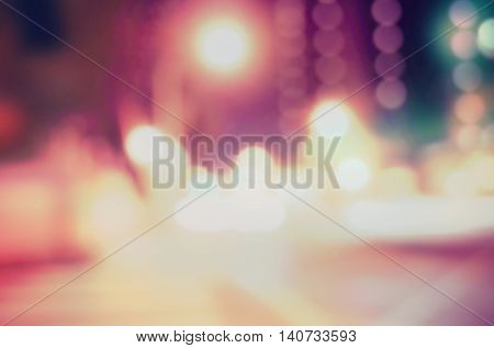 Artistic style - De-focused urban abstract texture background for your design