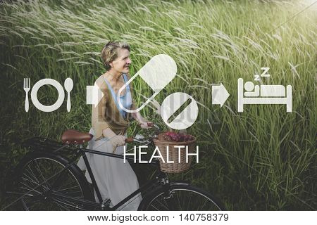 Health Medical Wellbeing Proper Care Concept