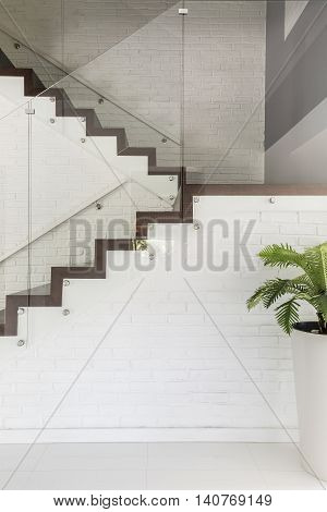 Stairs To The Luxury