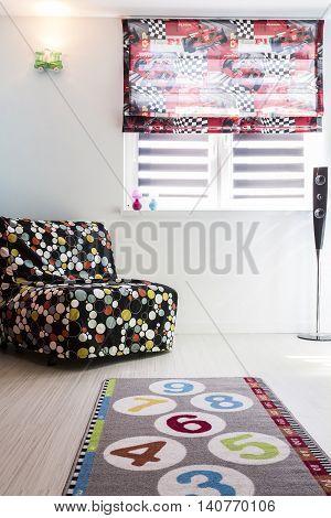 New Child's Room Idea