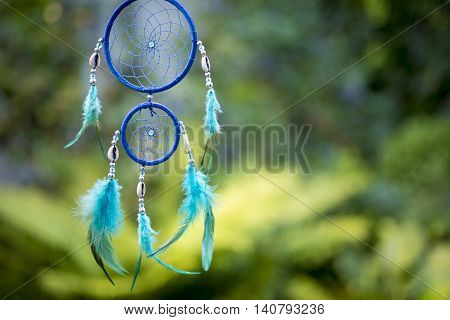 Dream catcher - traditional indian protective talisman