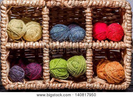 Balls Of Wool Assortment