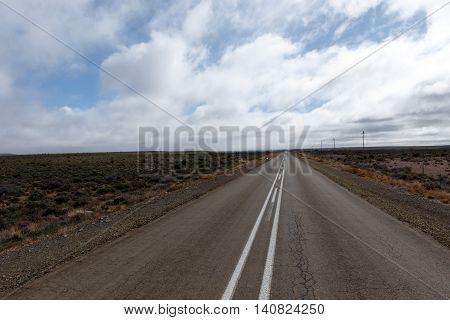 Cloudy Day - Fraserburg Landscape