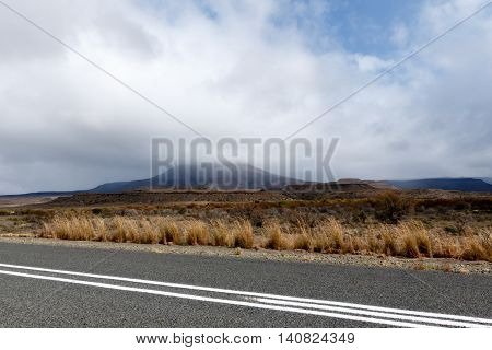 The Clouds - Fraserburg Landscape