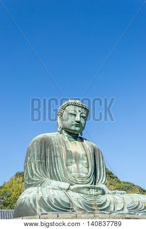 The Great Buddha Daibutsu in Japan,Landmark of Japan