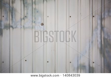 Metal sheet texture. blank space for text