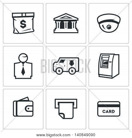 Encashment, Banks filial, Security, Staff, Cash, Finance, Service, Receipt