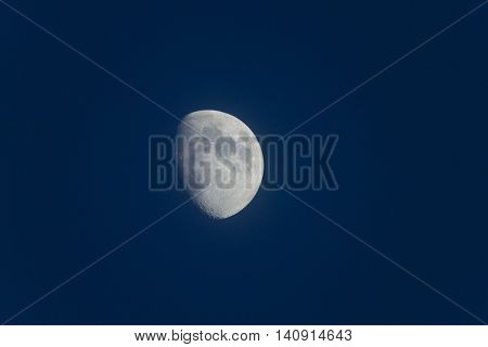 Blue Moon in the sky