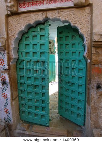 Green Doors In India