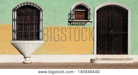 Granada - the colonial oldest Spanish city in Nicaragua