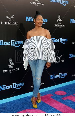 LOS ANGELES - AUG 1:  Garcelle Beauvais at the