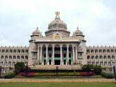 pic of vidhana soudha  - vidhana soudha - JPG
