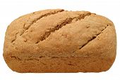 Hearty Bread Loaf - Close-Up