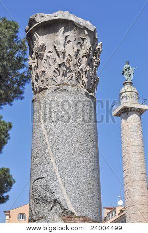 Colonna Traiana, Rome