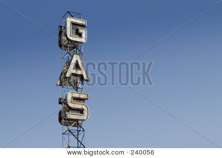 Signo de gas 3