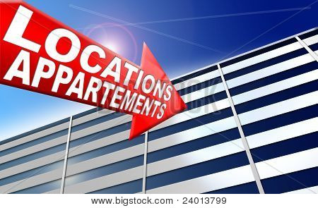 Location appartements