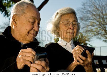 Grandpa Cheating - People Series