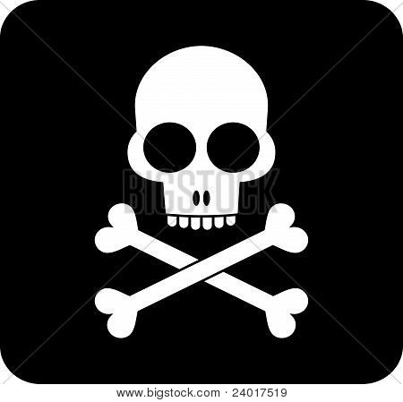 Skull And Crossbones - Icon