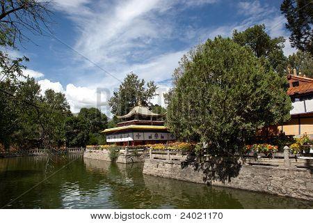 Tibetan Style Pavilion