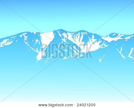 Mountain Background.eps