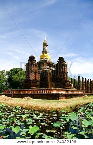 Thai Ancient Architecture