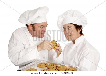 Chefs Fight For Cookie